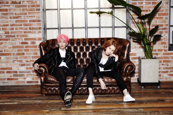 Super Junior's Heechul & TRAX's Jungmo Under Collaboration Unit M&D to Release 1st Mini-Album