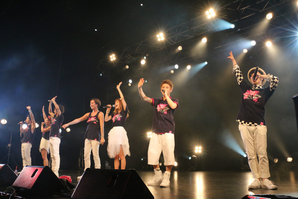 [Exclusive] Live Report of AAA Tour 2015 -Attack All Around- Live in Singapore