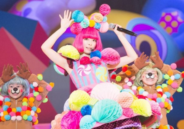 [Jpop] Kyary Pamyu Pamyu to Simultaneously Release Vinyl Versions of Past Albums