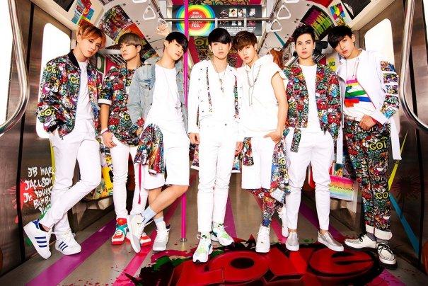 "Watch Short Version of GOT7's New Japanese MV ""Love Train"""