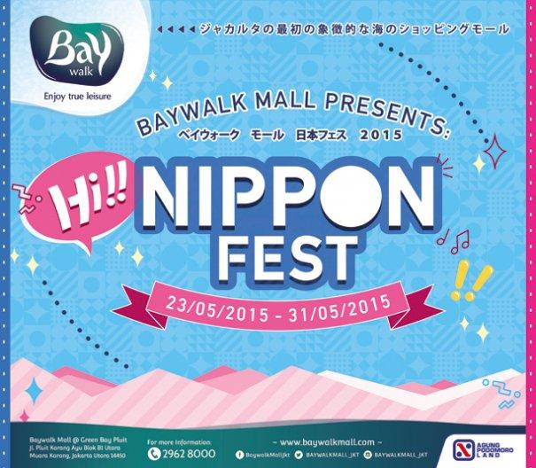 [Jpop] Hi! Nippon Fest to be Held in Jakarta