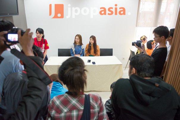 [Jpop] [Exclusive] Ennichisai Jakarta Interviews Part 2: FAINT STAR, faylan and YASUNO KIYONO