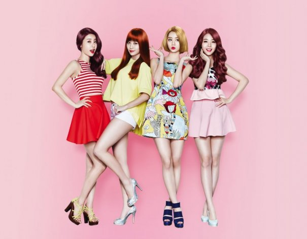 Girl's Day To Release Full Length Album In July