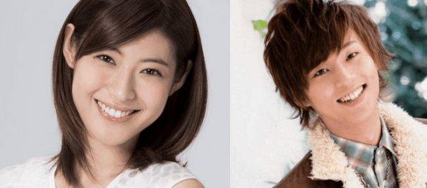 Kis-My-Ft2's Taisuke Fujigaya Dating Actress Miori Takimoto