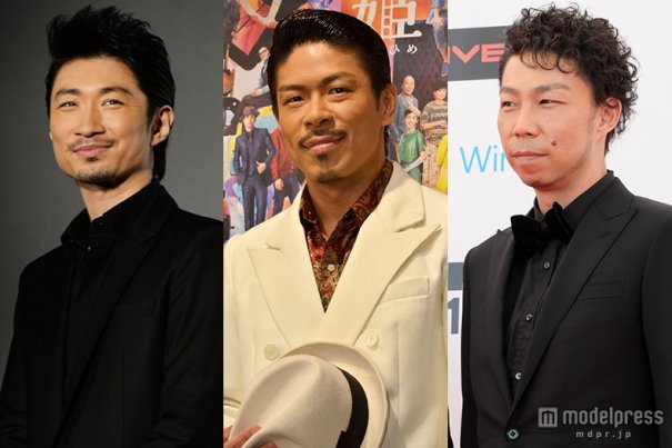 [Jpop] 3 EXILE Members To Leave Group This Year