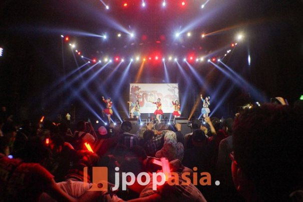 [Exclusive] Live Report of Countdown Asia Festival in Jakarta DAY 1
