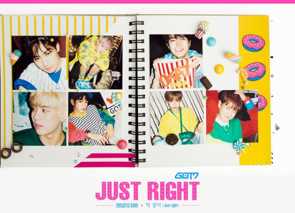 [Kpop] GOT7 to Release New Mini Album Next Month
