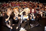 Royz to Release DVD of Tour Final at Zepp DiverCity