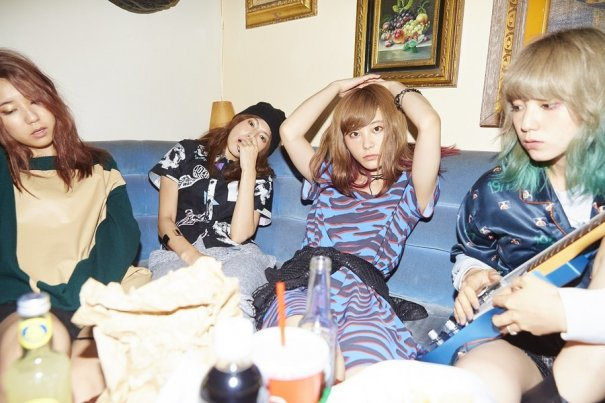 """SCANDAL Announces New Single """"Sisters"""""""