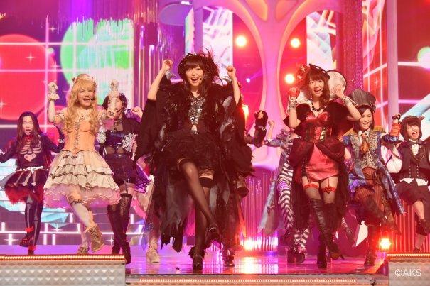 "AKB48's ""Halloween Night"" Short PV Released"