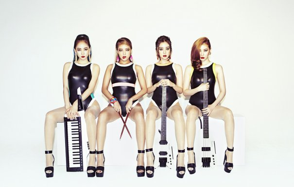 [Kpop] Wonder Girls Top All Music Charts With