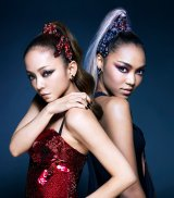 "Crystal Kay Collaborates With Namie Amuro On New Single ""REVOLUTION"""