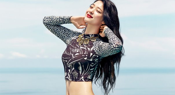 [Kpop] f(x) Becomes 4-Member Group As Sulli Officially Leaves