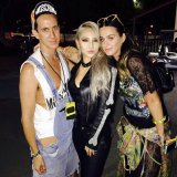 2NE1's CL Spotted with Katy Perry & Jeremy Scott