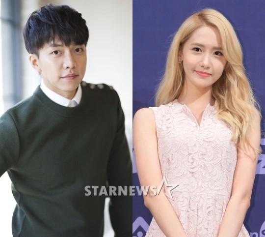 yoona and lee seung gi confirmed dating nake