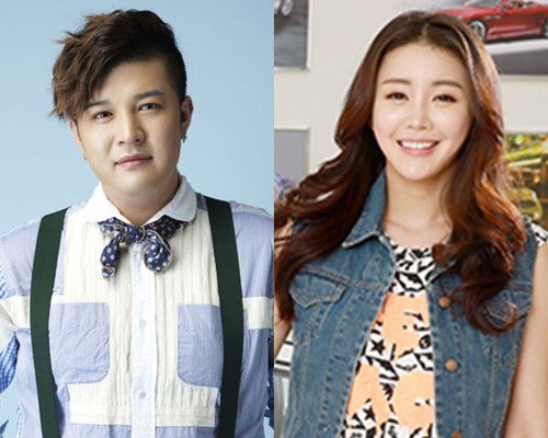 [Kpop] Super Junior's Shindong & Model Kang Shi Nae Announce Break Up A Year Later