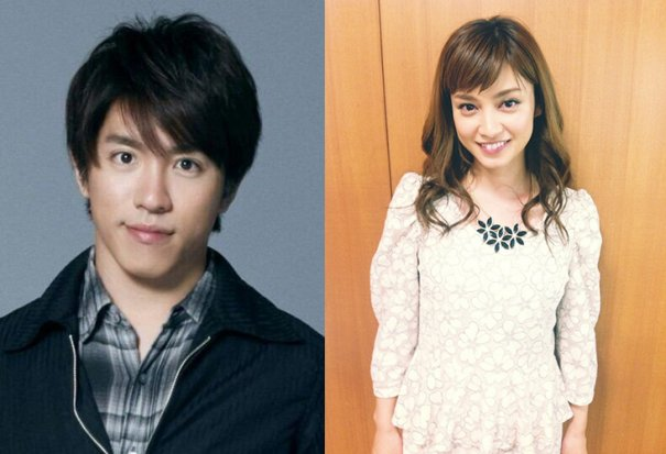 [Jpop] Kanjani8's Shingo Murakami Rumored To Be Living With Actress Girlfriend Airi Taira