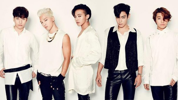 Big Bang Delays Release Of New Album