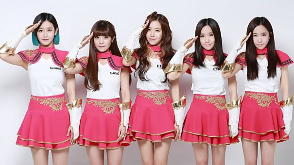 Crayon Pop Hospitalized After Car Accident With Bus
