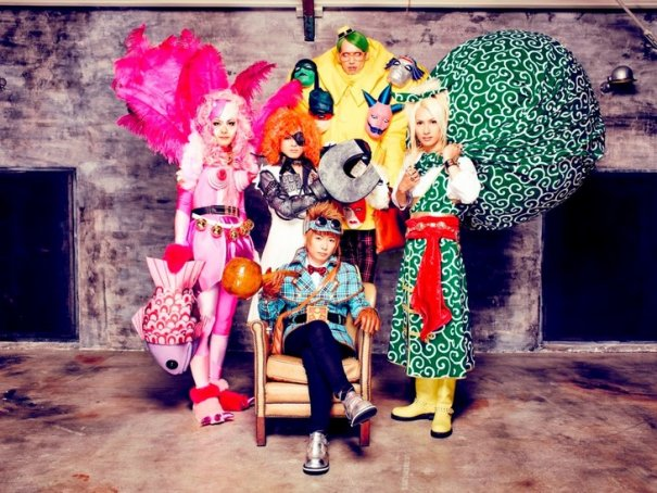 Psycho le Cemu Reveals New Artist Photo and Jacket Covers