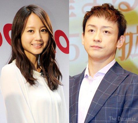 [Jpop] Maki Horikita Weds Koji Yamamoto