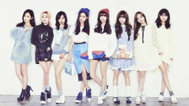 Girls' Generation Involved In Car Accident