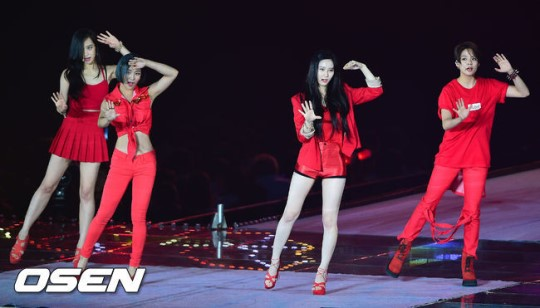 [Kpop] f(x) Set To Film New Music Video This Month