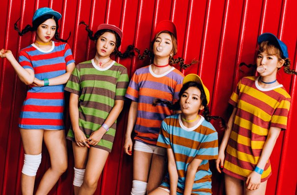 """Red Velvet Announces First Full Length Album """"The Red"""""""