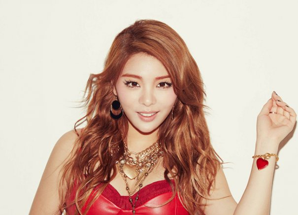 [Kpop] Radiator Falls On Ailee's Foot, Fractures It