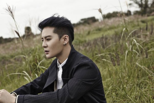 JYJ's Junsu Preparing New Album For October Release