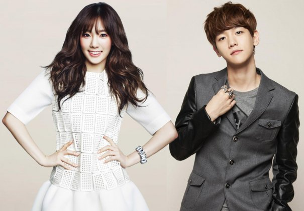 [Kpop] Girls' Generation Taeyeon & EXO's Baekhyun Break Up