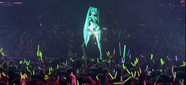 Hatsune Miku Announces First Nationwide Tour