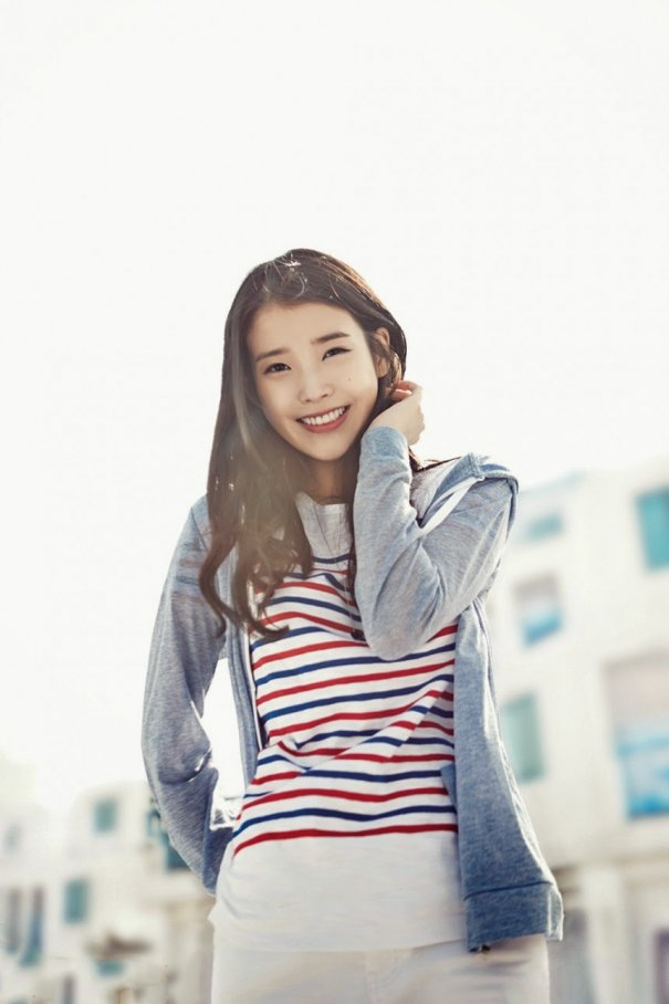 IU Working Towards New Fall Album