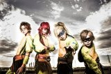 Royz Promotes New Single in Turtle Outfits