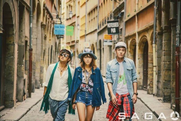 [Cpop] SAGA 3rd World Tour 2015-16 Announced