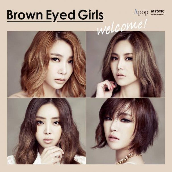Brown Eyed Girls Transfers To APOP Entertainment