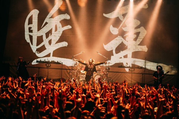 Backstage Footage of MUCC's European Tour 2015 to be Released on DVD