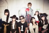 "BiSH Announces 2nd Album ""FULL METAL JACKET"""