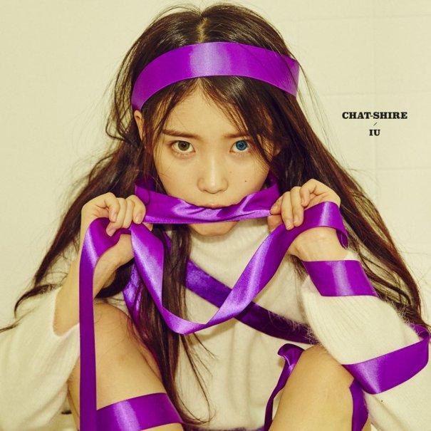 """IU Announces 4th Mini Album """"CHAT-SHIRE"""""""