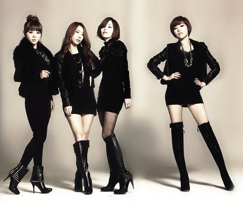 Brown Eyed Girls Finishes Photo Shoot For Comeback Album