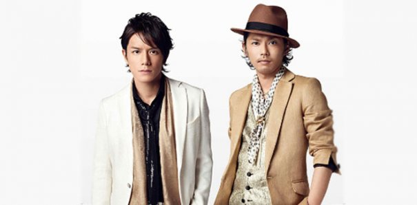 Tackey & Tsubasa to Kick off Concerts in January