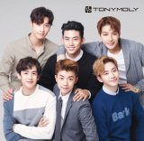 2PM Is the New Face of Tony Moly