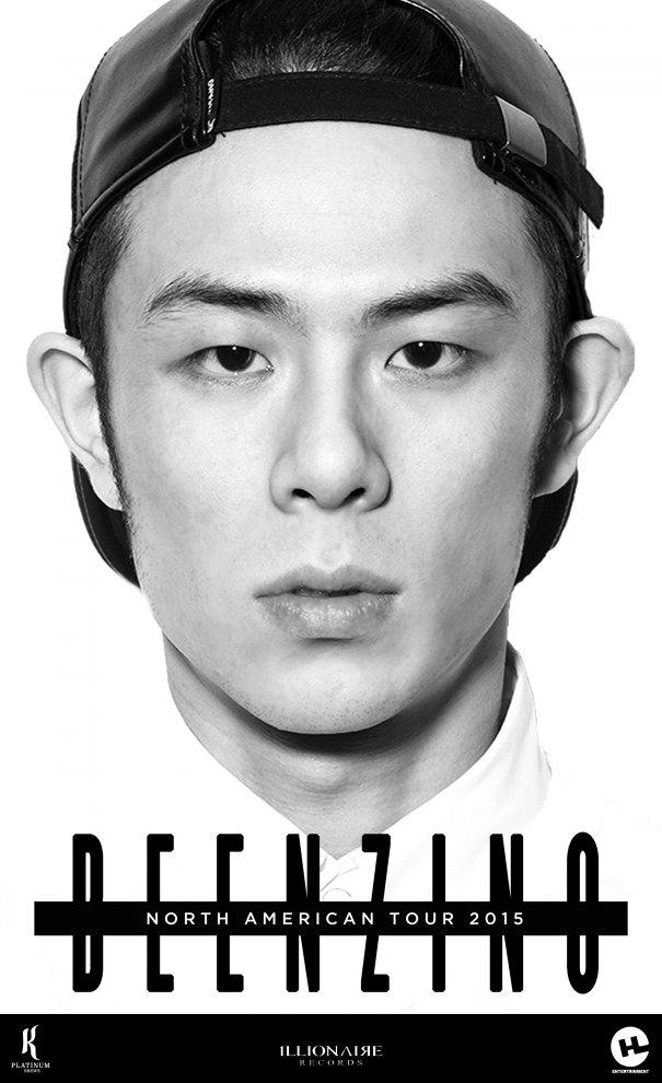Beenzino Announces North American Tour