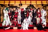 "B.P.RECORDS Reveals Details on Kiryu's, Codomo Dragon's and Royz' Single ""FAMILY PARTY"""