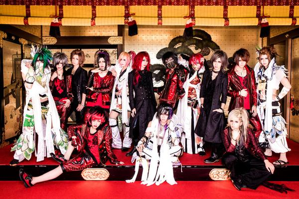 B.P.RECORDS Reveals Details on Kiryu's, Codomo Dragon's and Royz' Single