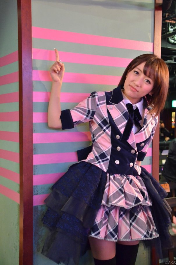 AKB48's Minami Takahashi Serves as the Center of the Group's 42nd Single