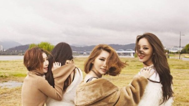 Brown Eyed Girls Releases Teaser Video For Upcoming Album