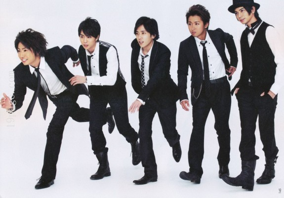 [Jpop] Johnny's Annual Countdown Live to Be Hosted by Arashi This Year