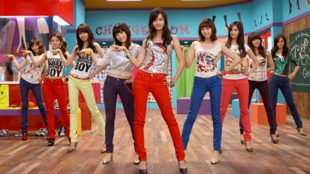 YouTube Removes Girls' Generation's Original