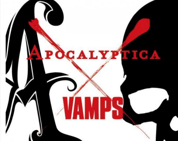 VAMPS Team Up with APOCALYPTICA for New Single